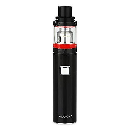 Vaporesso VECO ONE Starter Kit 1500mAh, Vape Pen Kit, sin e líquido, sin nicotina (Black)