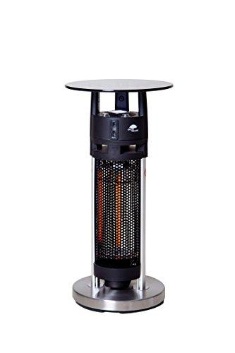 OutTrade Heizung Tisch Model, Grau, 32 x 28 x 65 cm