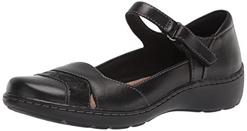 Clarks Cora Abby, Zapatos Planos Mary Jane Mujer