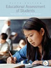 Best educational assessment of students 5th edition Reviews