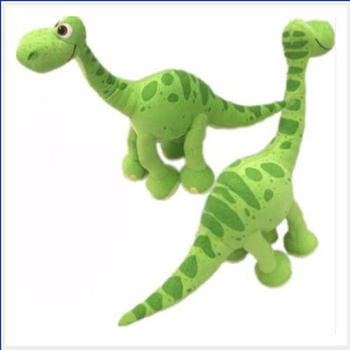 The Good Green Dinosaurio Arlo Dinosaurios Dinosaurios Peluches de peluche Juguetes suaves para niños Regalos de Navidad Linda película 35 cm