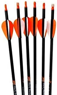 Summit Archery Products Victory Buck Buster Carbon Arrows (Dozen Pack) - 400 Spine