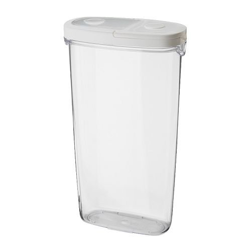 IKEA - 365+ Jar With Lid, 2QT