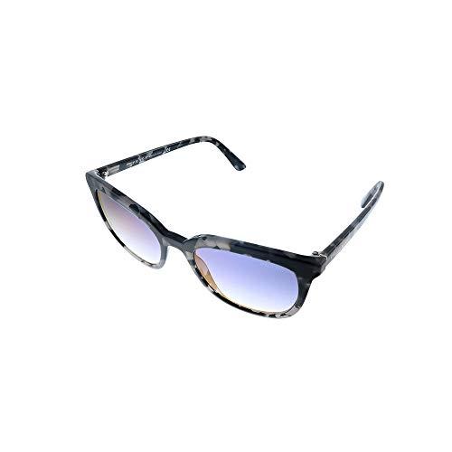 Prada - Gafas de sol para mujer Grey Havana 53 cm