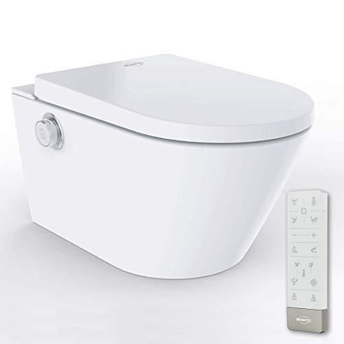 MEWATEC Marken Dusch-WC Komplettanlage EasyUp Premium wandhängend, Preis-Leistungs-Sieger