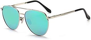 Yiph-Sunglass - Sunglass Fashion Niños y niñas Gafas de Sol polarizadas de Moda Color de la película Gafas de Sol de bebé Gafas de Sol de Metal Protección UV Gafas de Sol, niños y niñas