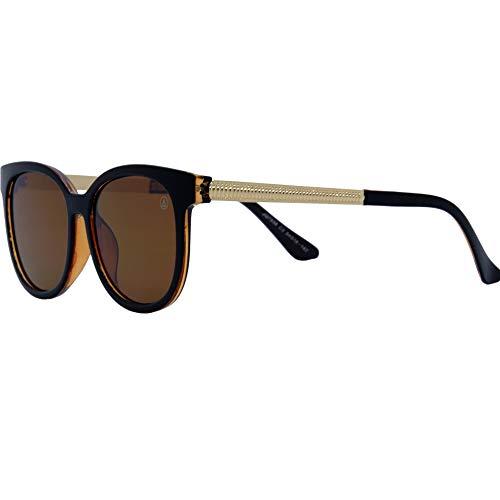 Óculos de sol TAMARIT, Les Bains, Feminino, Marrom Ii