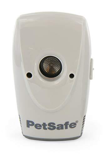 PetSafe - Système Anti-aboiement pour Chien à Ultrasons, Dispositif d'Education Sans collier, 7,5 m de portée - Usage en Intérieur, Automatique, pour la plupart des chiens