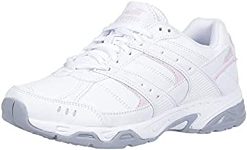 AviaAvi-VergeWomen'sSneakers - Workout, Walking, Athletic,Cross Training,Tennis,GymShoes for Women, 9.5 Medium, White with Light Pink