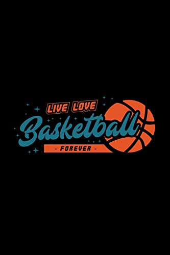 Learn More About Live, Love, Basketball Forever: Daily Fluid Intake Log – 13 Month Water Tracking Checklist for Coaches, Trainer, Athletes