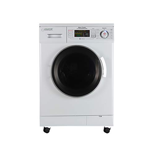 Equator 4400 N Combination Washer Dryer with Portability Kit