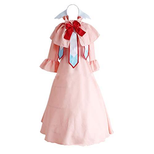 Anime Fairy Tail Cosplay Kostüm, Lolita Rock für Frauen verwendet Halloween Weihnachten Karneval Theme Party Cosplay Full Set