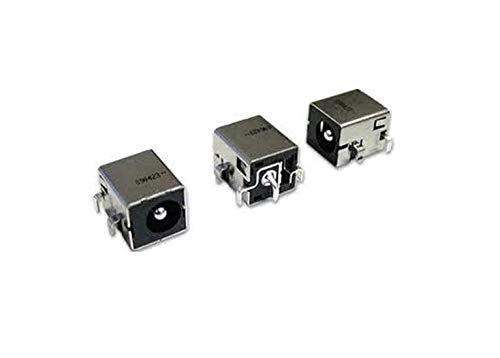 X-Comp Conector de alimentación CC Jack PJ033 para ASUS A42J A43S A52J A53C A53S A53SV A53E A53SJ A53SK A53TA A53U A54 A54C A54L A54H A72 Serie