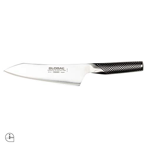 Global G-4-7 inch, 18cm Oriental Chef's Knife