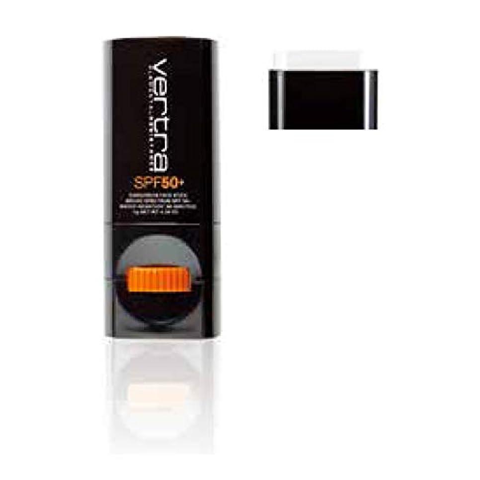 パフ特徴裸VERTRA(バートラ) フェイススティック エリートフェイススティック SPF50+ トランスルーセント