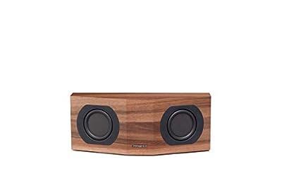 "Cambridge Audio Aero 3 Premium Home Cinema Surround Speaker - 2 x 4"" BMR Drivers (Walnut) by Cambridge Audio"