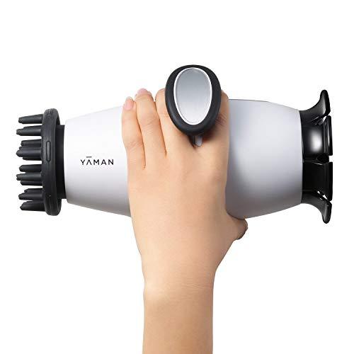 YA-MAN(ヤーマン)ドライヤースカルプドライヤープロホワイト振動ヘッドスパ遠赤外線マイナスイオンHC9W