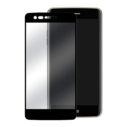 Head Case Designs Protector de Pantalla de Cristal Templado Compatible con LG...