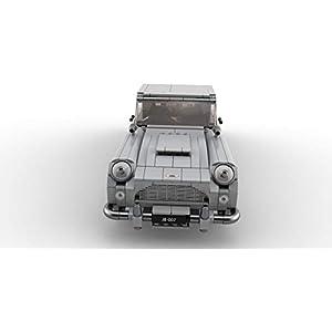 Amazon.co.jp - レゴ クリエイターエキスパート ジェームズ ・ ボンド アストンマーティン DB5 10262