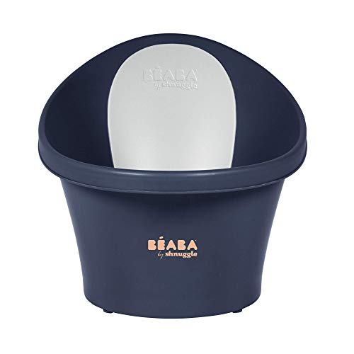 Product Image of the BEABA by Shnuggle Baby Bath Tub with Bum Bump Support and Cozy Foam Back Rest,...