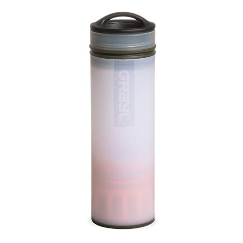 GRAYL Ultralight Water Filter Bottle
