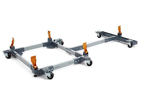 Bora Portamate PM-3795 Mobile Base & Table Saw Extension Combo