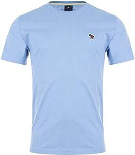 Paul Smith Zebra Badge Logo T-Shirt in Sky Blue
