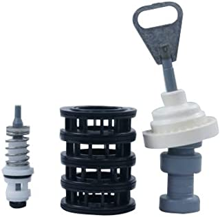 Fleck 5600 softener valve rebuild kit includes piston 60102-00 seals spacers 60125 brine valve 60032