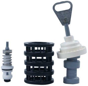 AFWFilters 5600 softener valve rebuild kit includes piston 60102-00 seals spacers 60125 brine valve 60032