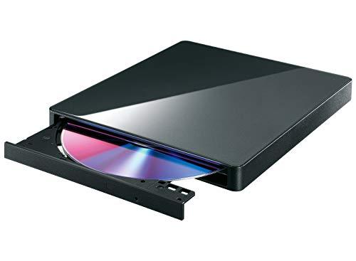 I-O DATA スマホ タブレット DVDプレーヤー 2020年モデル 「DVDミレル」 ブラック DVRP-W8AI3