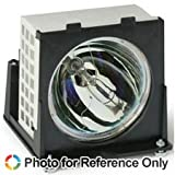 Mitsubishi WD-52327 TV Replacement Lamp with Housing