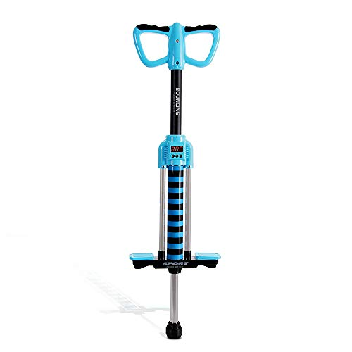 Xwenf Pogo Stick for Kids,Smart Counting Pogo Stick with Music - Toy Jumping Sport for Little Children Boy & Girl...