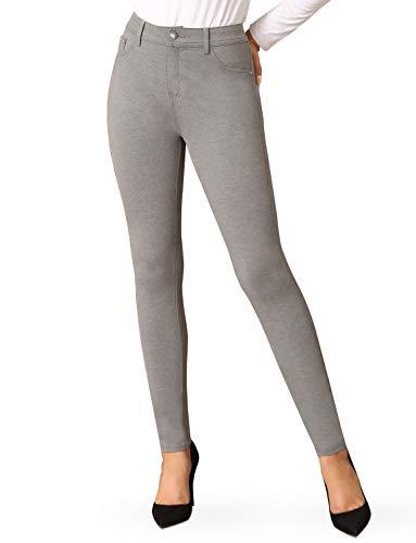 Bamans Women's Ultra Soft Work Pull on Slim...