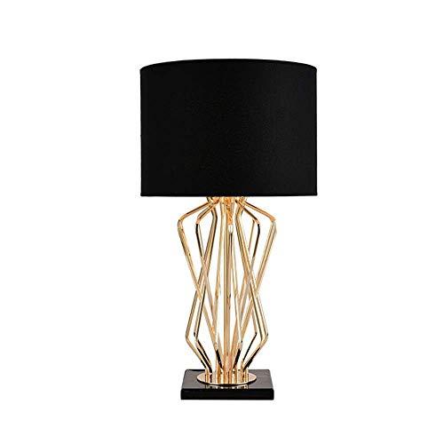 WRISCG Lámpara Escritorio 35 * 65 cm lámpara de Mesa de Metal Escritorio Sala de Estar Dormitorio Aprendizaje luz de Lectura decoración Minimalista Moderna Pantalla Blanca