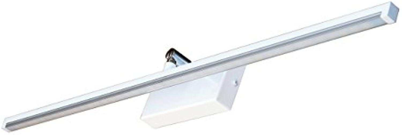 Wandlampe 90 cm Kaltwei MOD-B Bilderleuchte Beste Qualitt Designer Lampe Bildleuchte LED (Wei)