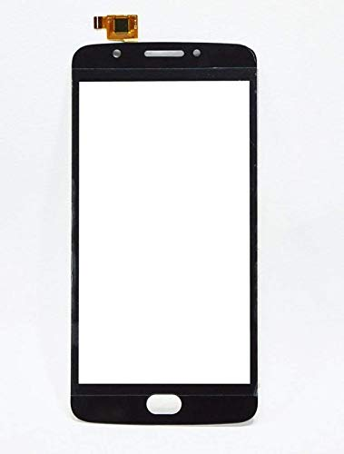 K4SS Touch Screen Digitizer Glass for Motorola Moto E4+ (Moto E4 Plus) - Colour (Black) V