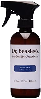 Dr. Beasley's Wheel Seal - 12 oz. Prevents Brake Dust Build-Up, Protects Against Erosion, Highly Heat Resistant