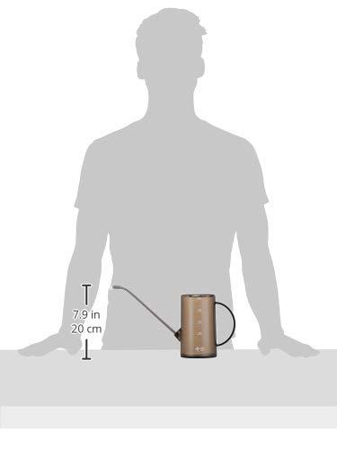 リッチェルクリア水さし335×100×200Hブラウン
