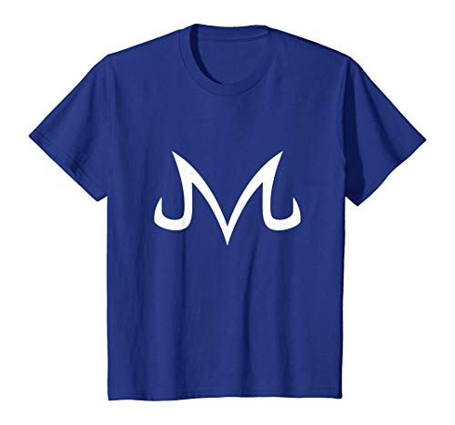 HUANGSRE Majin Symbol Shirt XL Royal Blue Women
