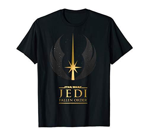 Star Wars Jedi Fallen Order Crest Symbol T-Shirt