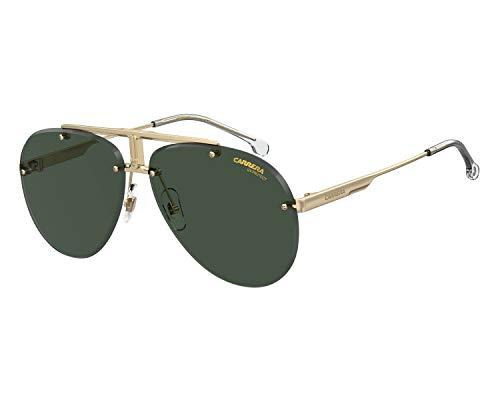 Carrera Gafas de sol 1032 / S J5G / QT Gafas de sol unisex color Oro verde tamaño de lente 62 mm