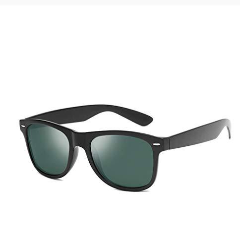Gafas De Sol Polarizadas Estilo Aviador Unisex Diseño Polarizado Que Conduce Gafas Cuadradas Para Damas Y Caballeros. Gafas De Piloto Con Estuche Y Paño De Limpieza, Para Ciclismo Pescar Y Conducir