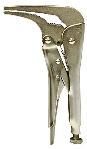 Rolson 18732 180mm gebogen neussluiters, één maat