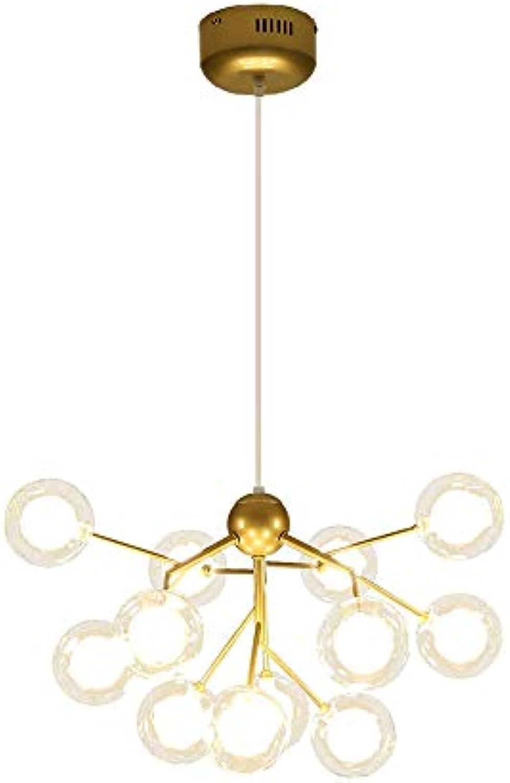 Dellemade Sputnik Golden Kronleuchter 12-Licht Globus Pendelleuchte für Esszimmer, Wohnzimmer, Küche, Büro, Café, Restaurant, Schwarz