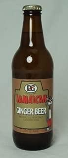 D & G Ginger Beer 12 Oz. (12 Pack)