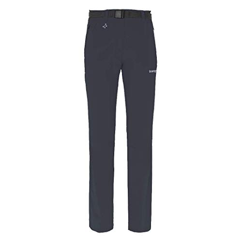 Trangoworld Deba Pantalon pour Femme XL Gris Ardoise