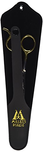 Millers Forge Feather Light Straight 88 Filipino Blade Shear, 8.25-Inch