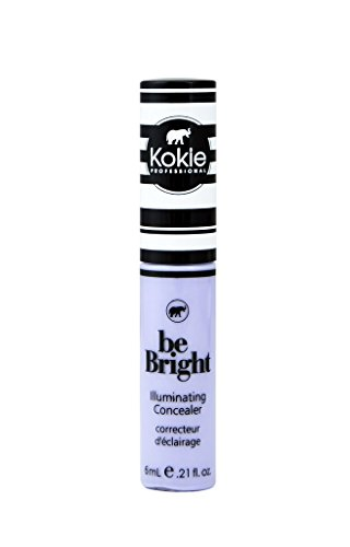 Kokie Cosmetics Be Bright - Concealor and Color Correctors, Lavender Color Correct, 0.21 Fluid Ounce