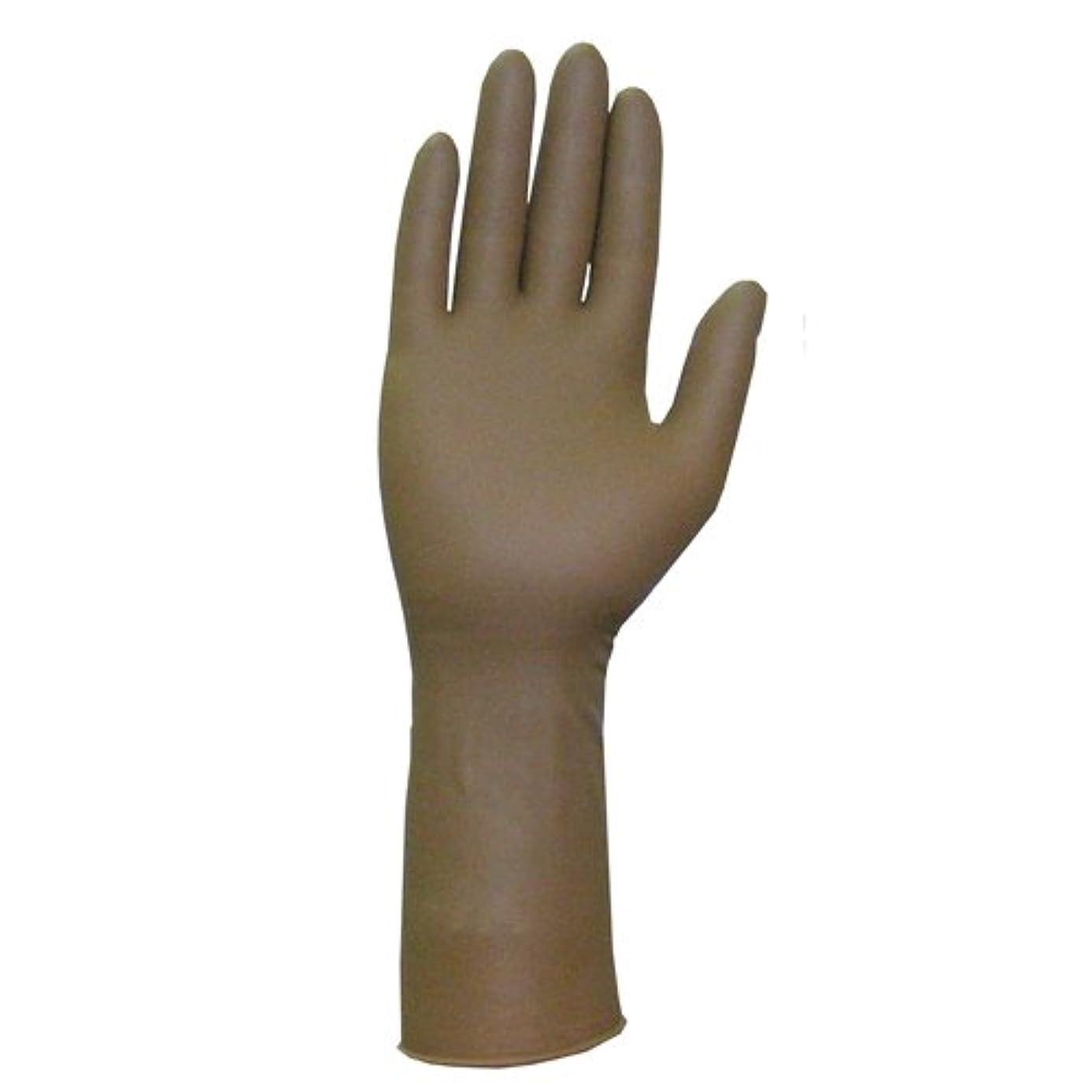 小競り合い変更可能ディンカルビルロングラテックス手袋(M)1000枚