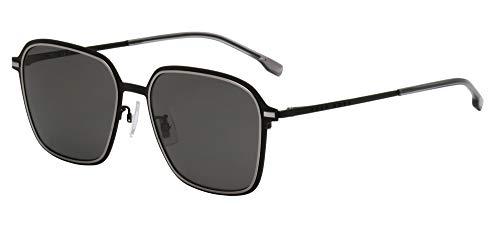 Hugo Boss Gafas de Sol BOSS 1223/F/S Matte Black/Dark Grey 57/18/145 hombre